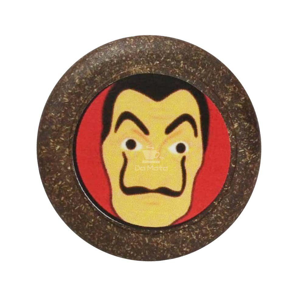 Dichavador de Fibra de Coco La Casa de Papel 3