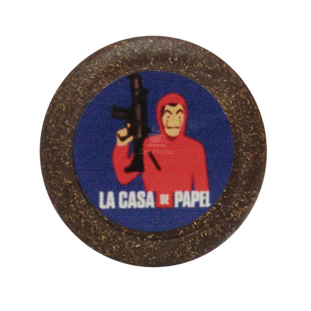 Dichavador de Fibra de Coco La Casa de Papel