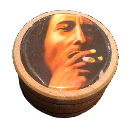 Dichavador de Madeira - Bob Marley