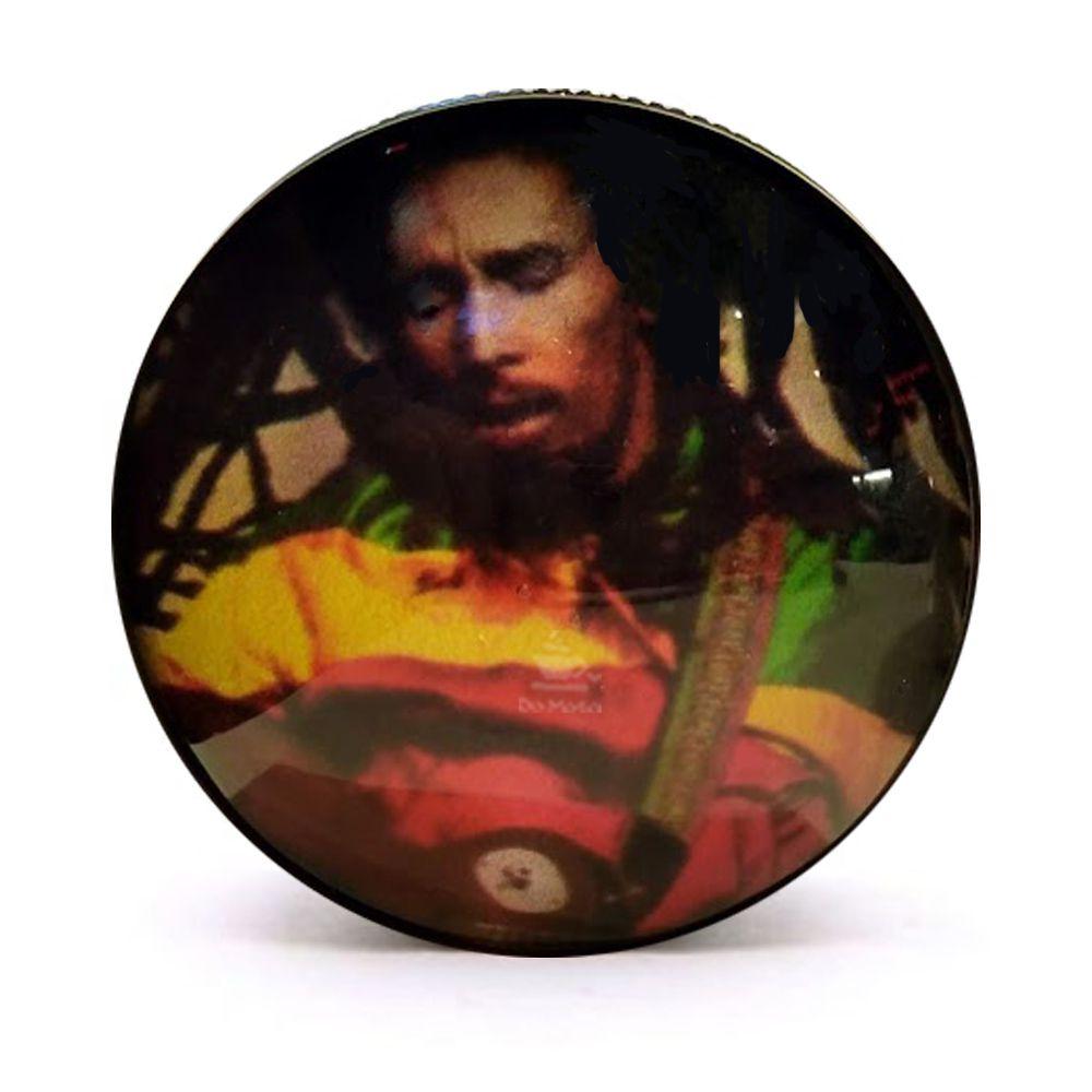 Dichavador de Metal Bob Marley