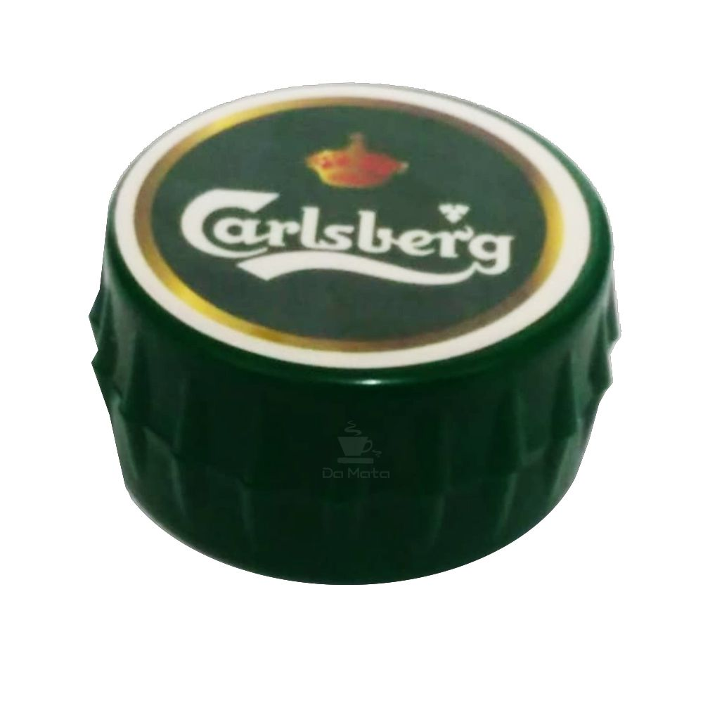 Dichavador de Metal Carlsberg