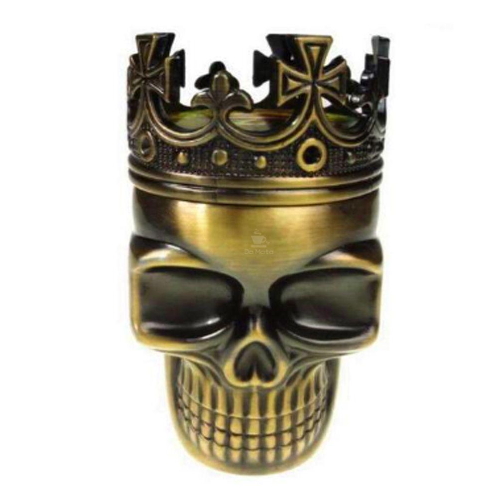 Dichavador de Metal Caveira King