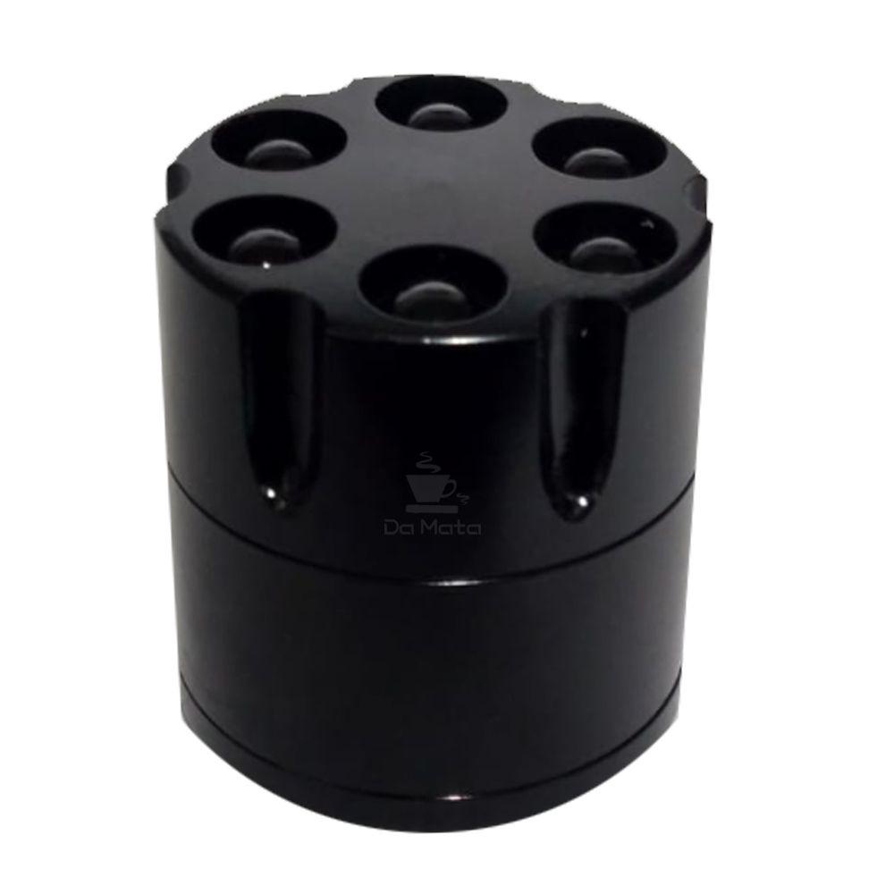 Dichavador de Metal Tambor de Revólver Pequeno