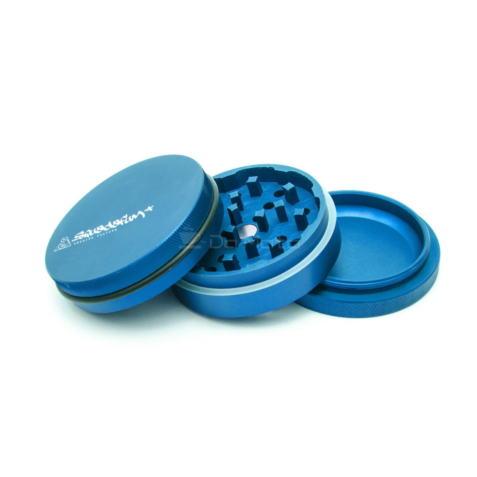 Dichavador Squadafum 3 partes - 6,3 cm