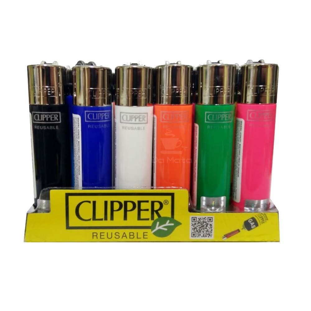 Display de Isqueiro Clipper Grande Colorido