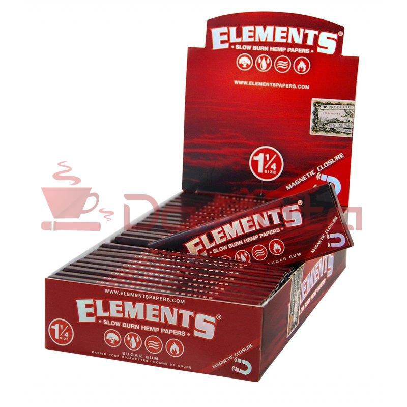 Seda Elements - Red 1/4