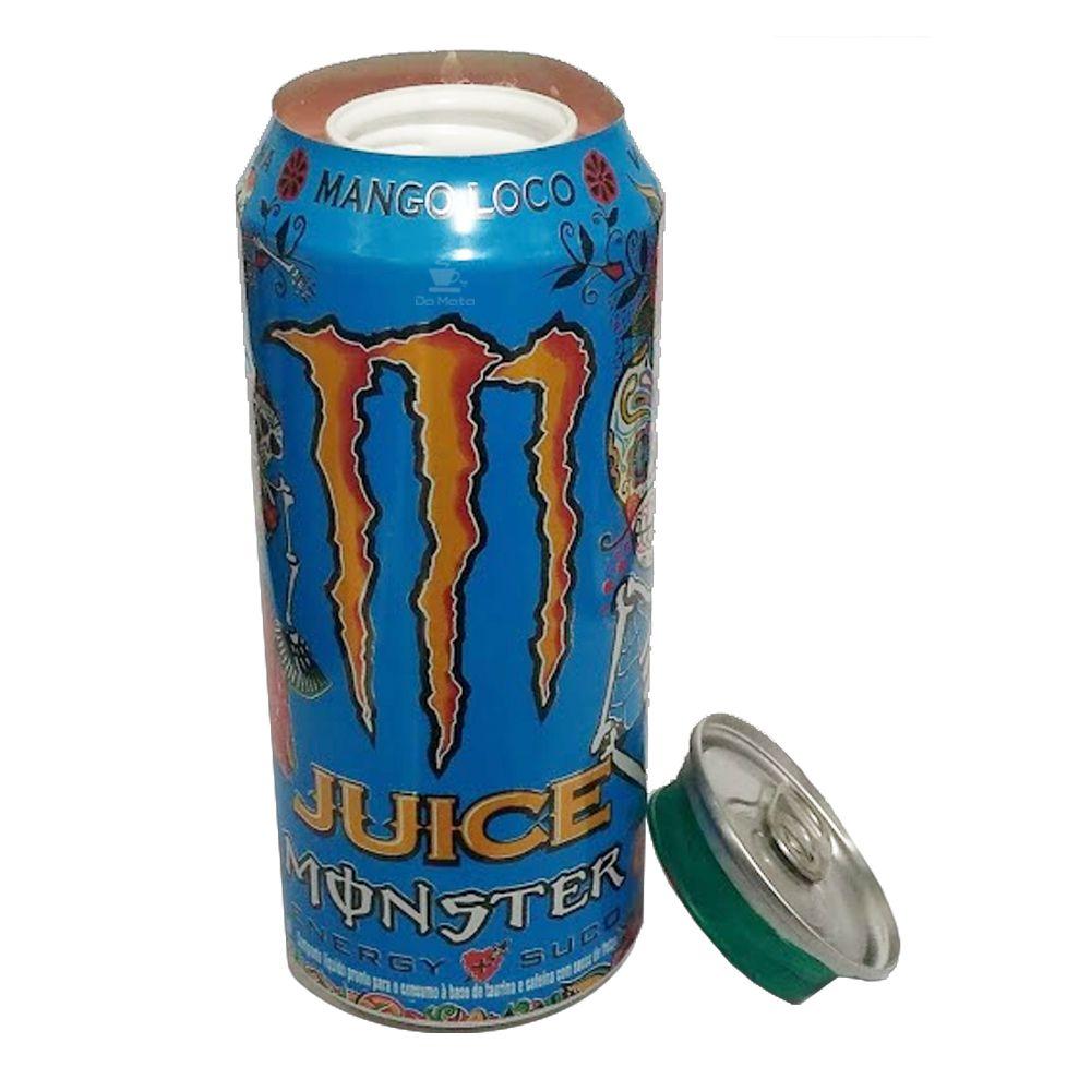 Esconderijo Lata de Monster Juice