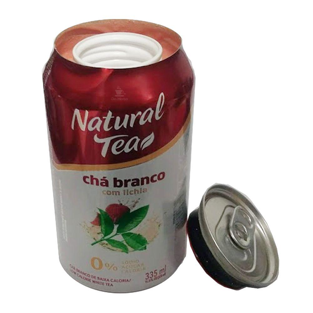 Esconderijo Lata de Natural Tea Nacional