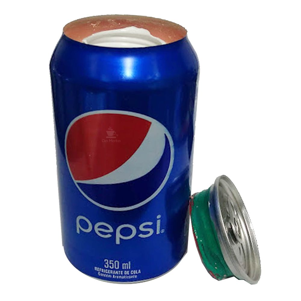 Esconderijo Lata de Pepsi Nacional