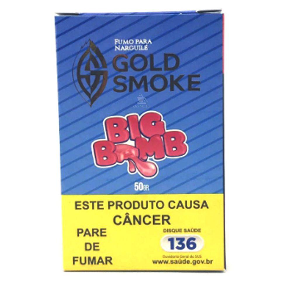 Essência Gold Smoke Big Bomb