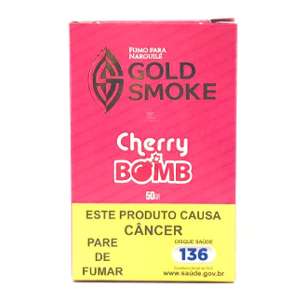 Essência Gold Smoke Cherry Bomb