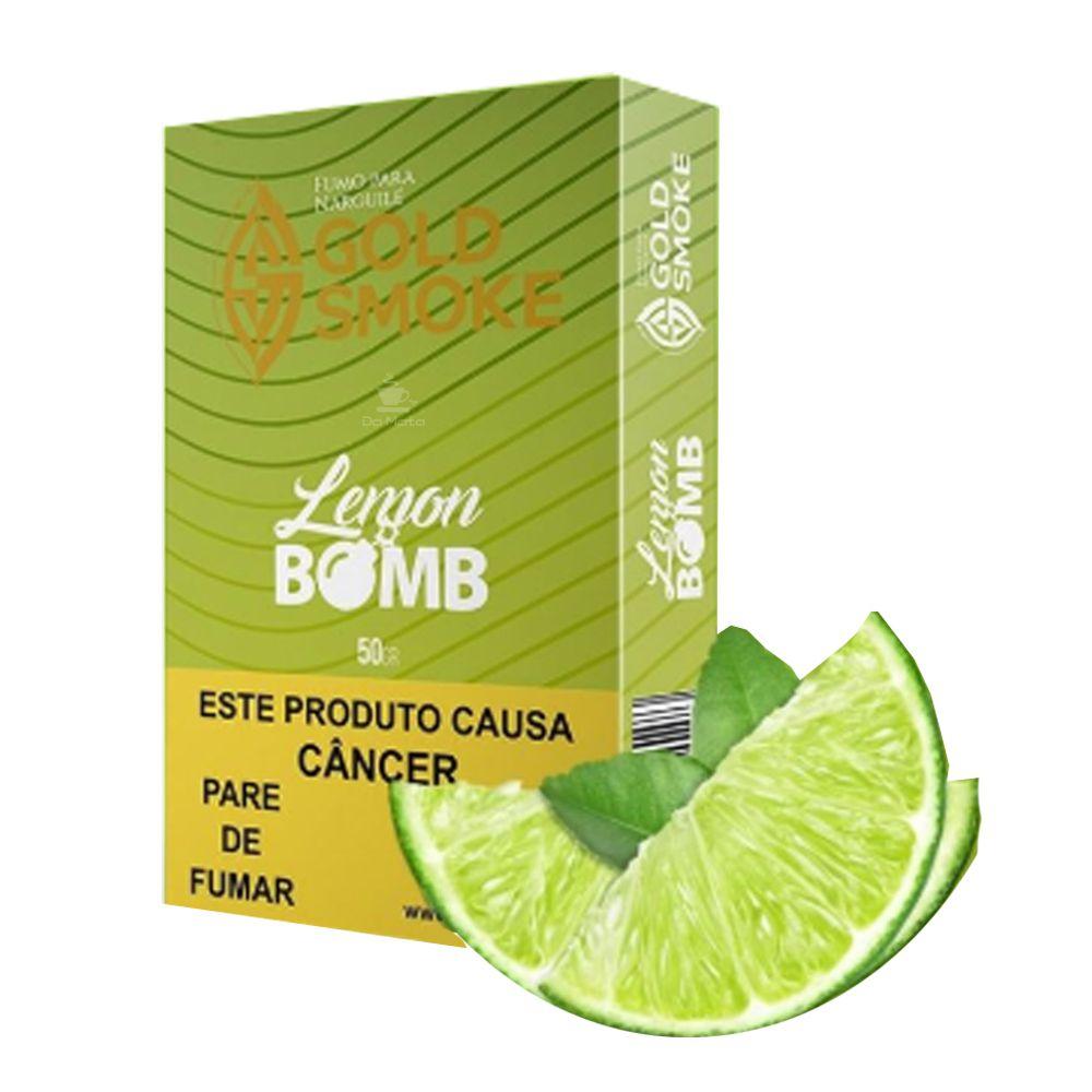 Essência Gold Smoke Lemon Bomb