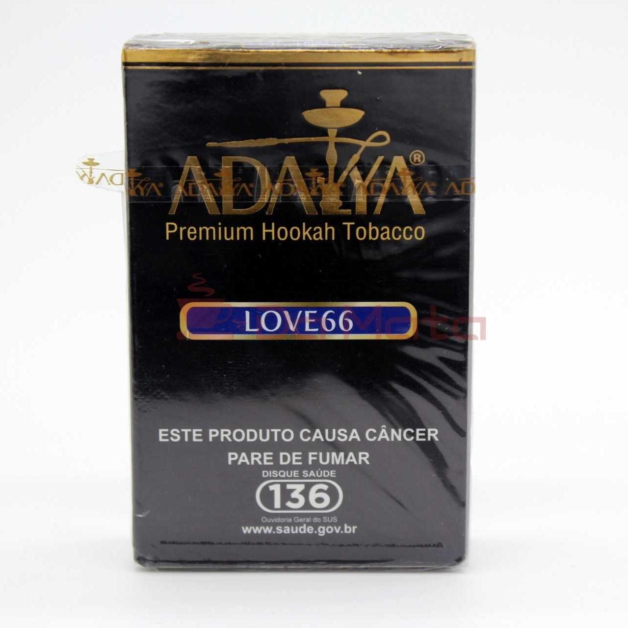 Essência para Narguile Adalya Love 66