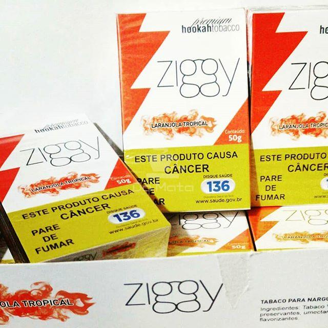 Essência Ziggy - Laranja Tropical
