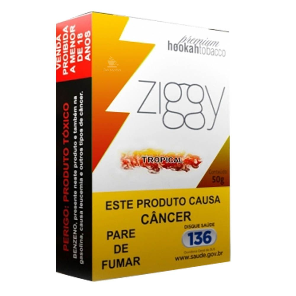 Essência Ziggy Tropical