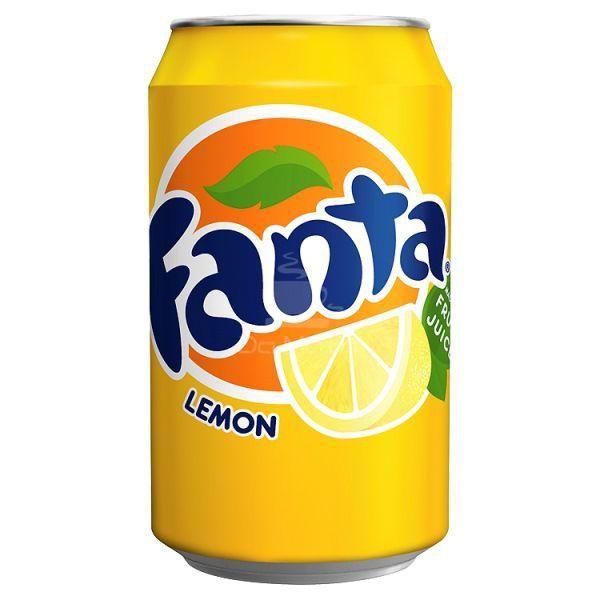 Refrigerante Importado Fanta Lemon