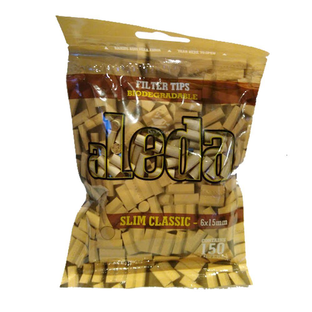 Filtro aLeda - Slim Classic Biodegradável