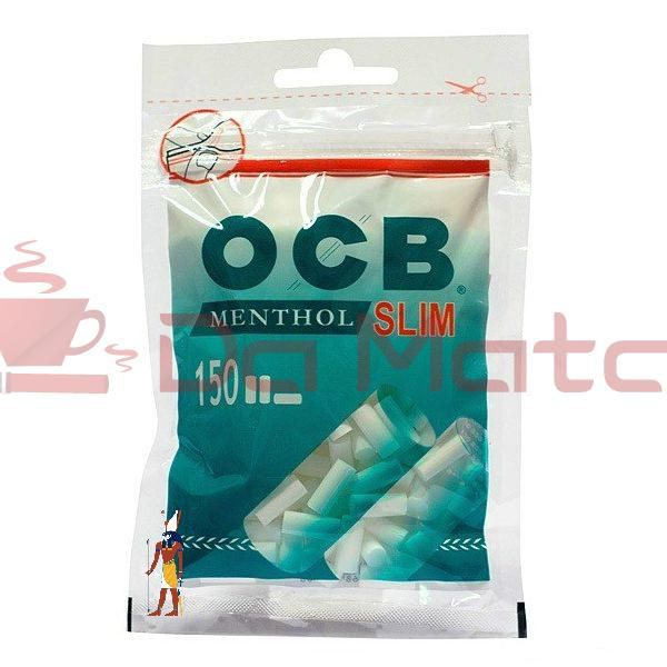 Filtro OCB Menthol