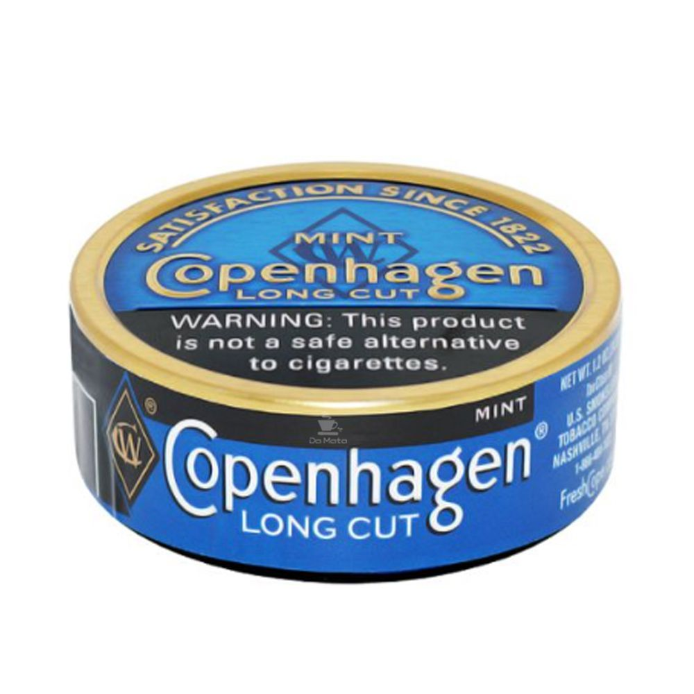 Fumo de Mascar Copenhagen Mint