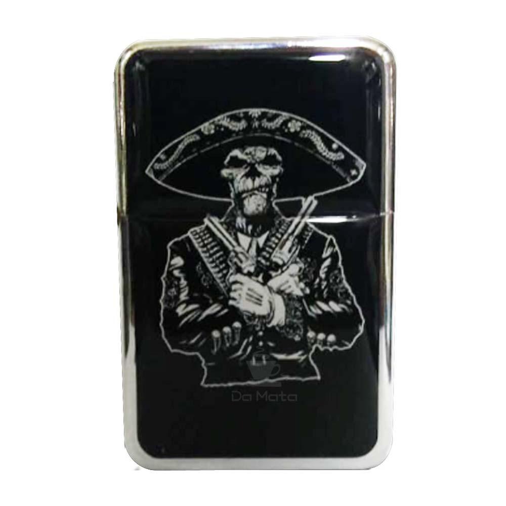 Isqueiro Clássico Mexican Gun