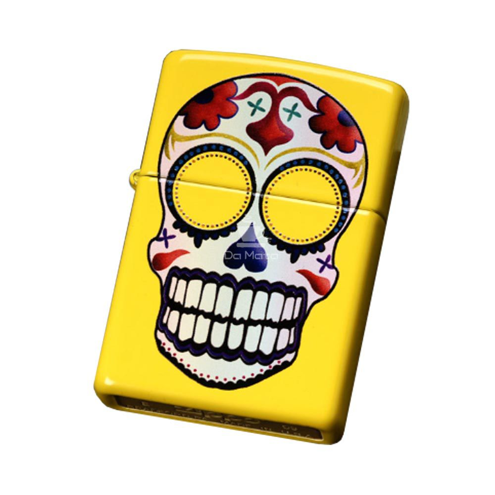 Isqueiro Zippo Day of the Dead