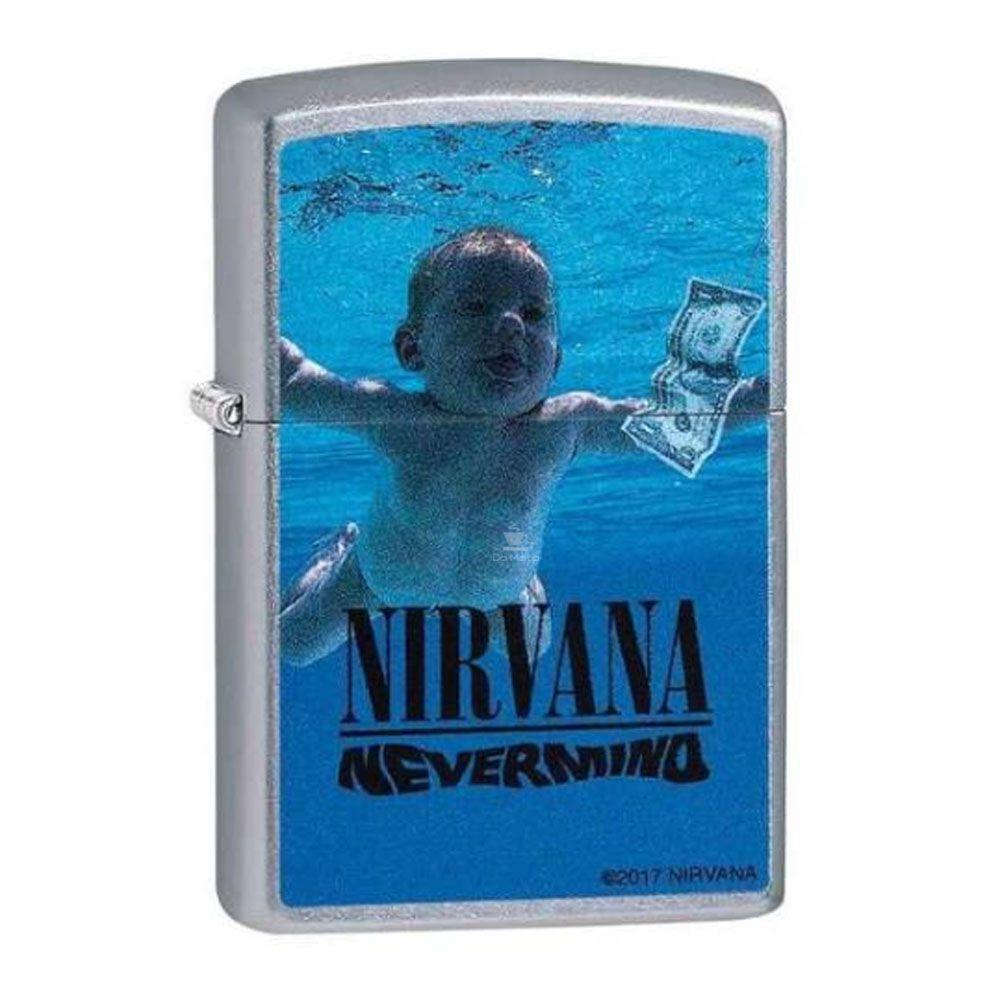 Isqueiro Zippo Nirvana
