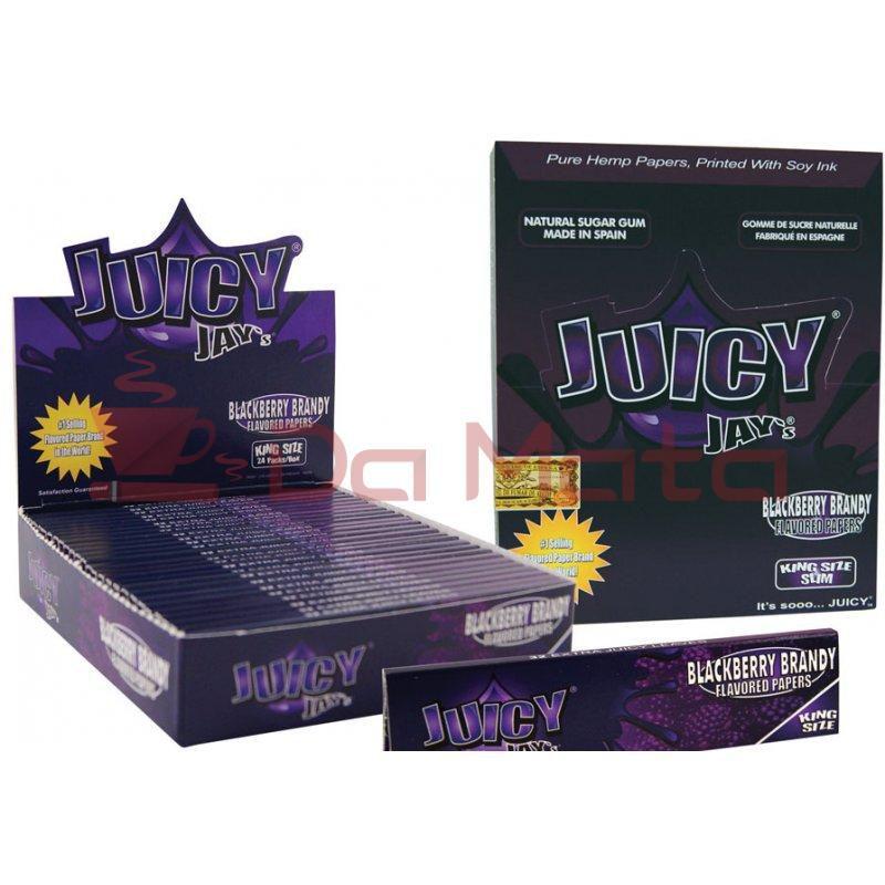 Juicy Jay - Blackberry Brandy