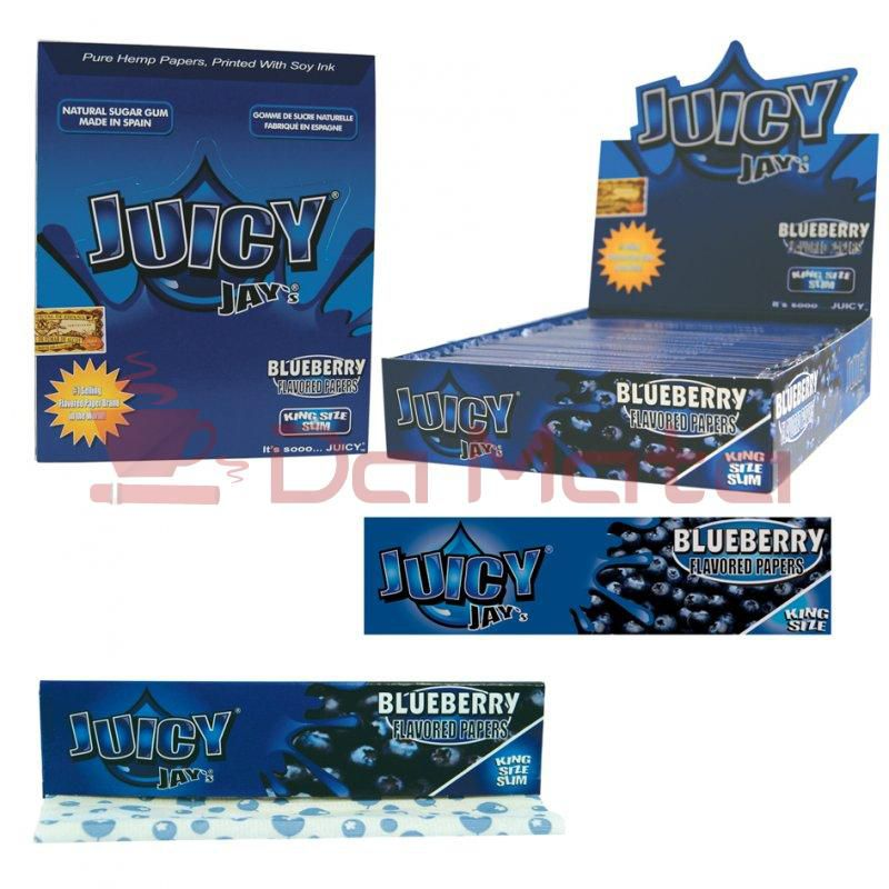 Juicy Jay´s Blueberry