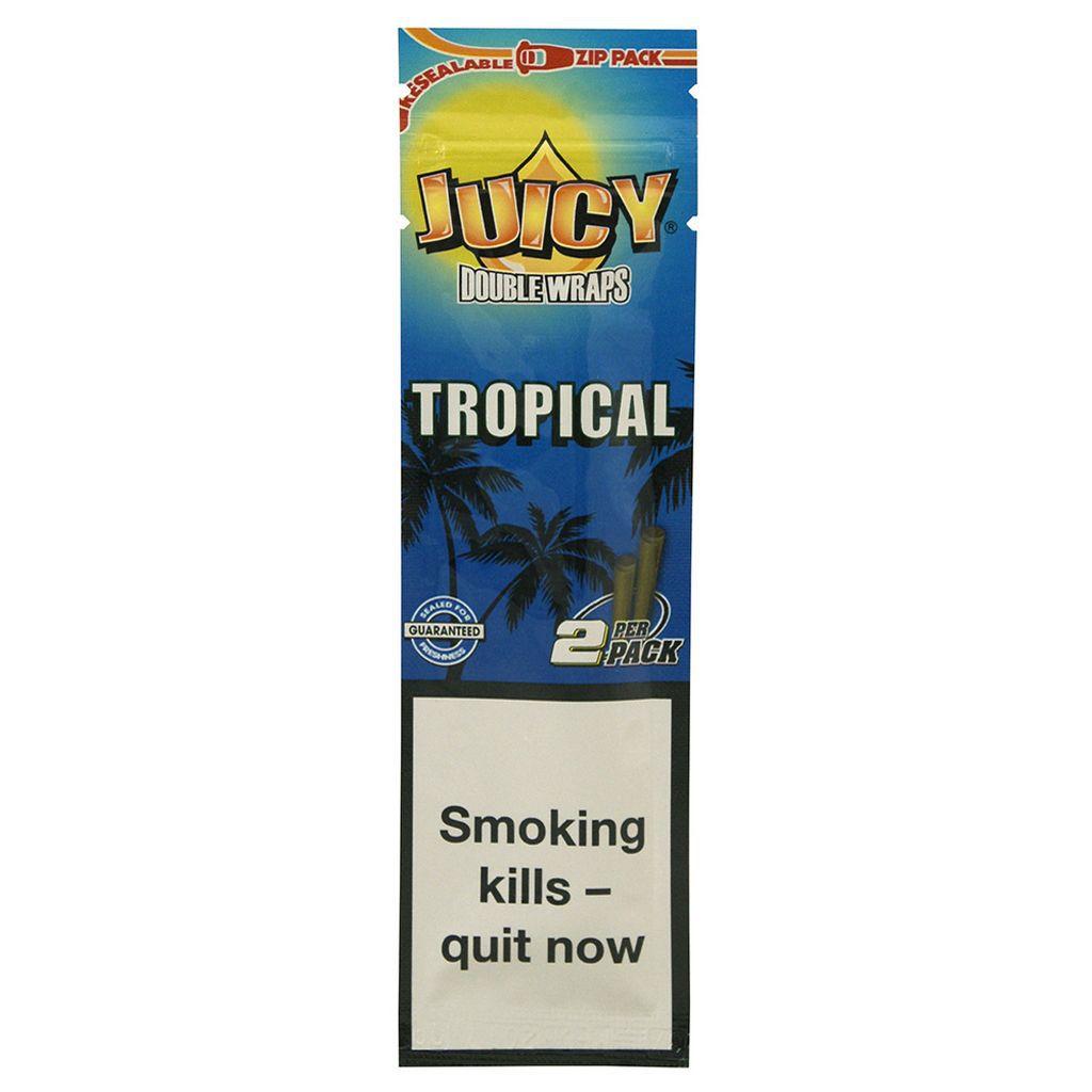 Juicy Tropical 2 Blunts