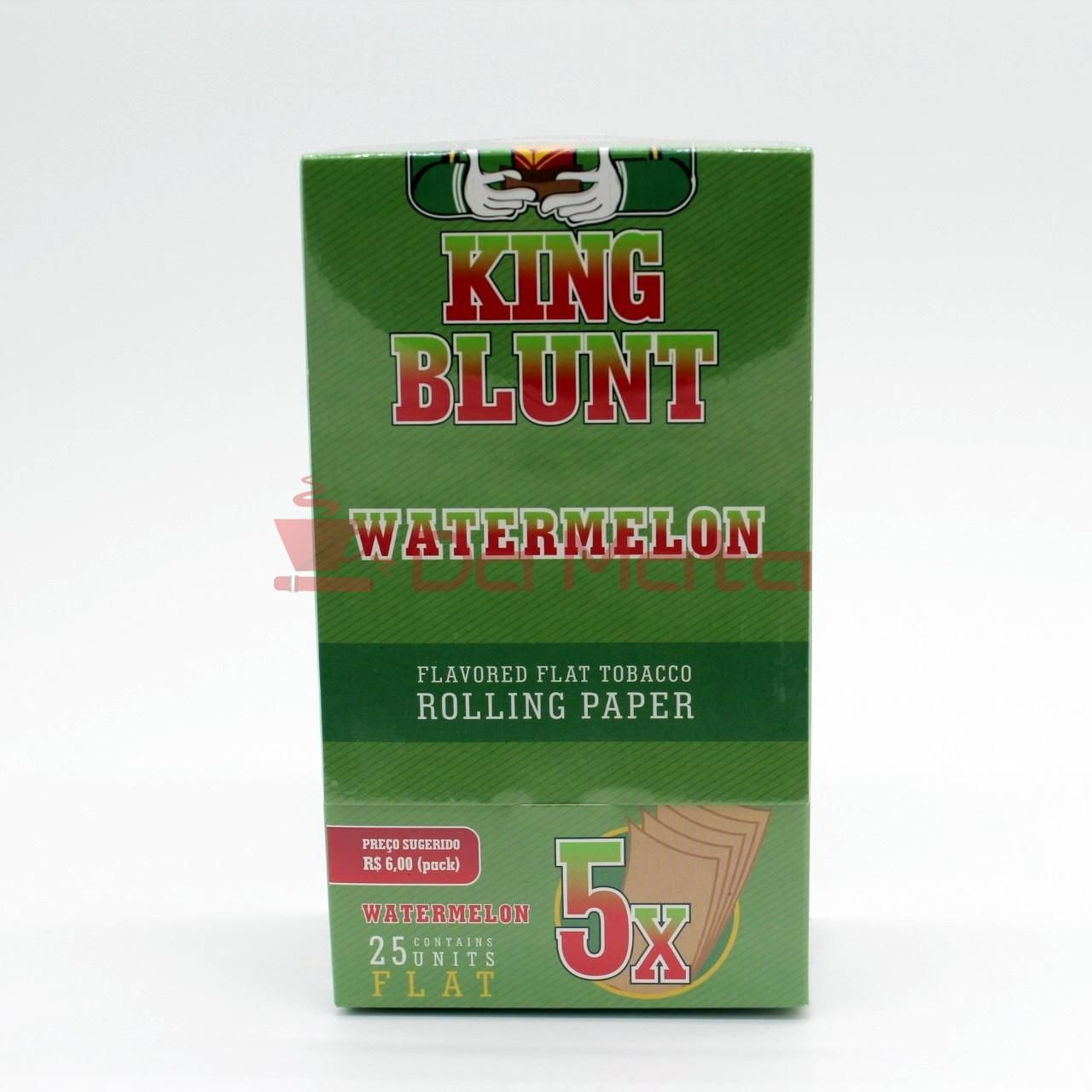 King Blunt - Watermelon - Caixa