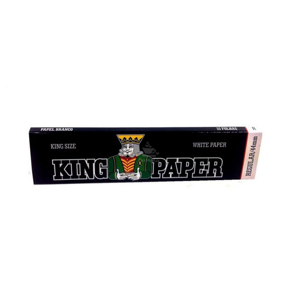King Paper White paper - King Size