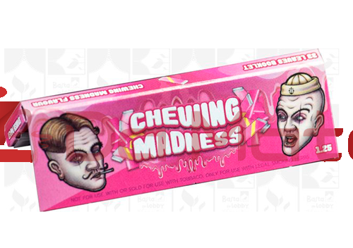 Lion Rolling Circus 1/4 Chewing Madness Flavour