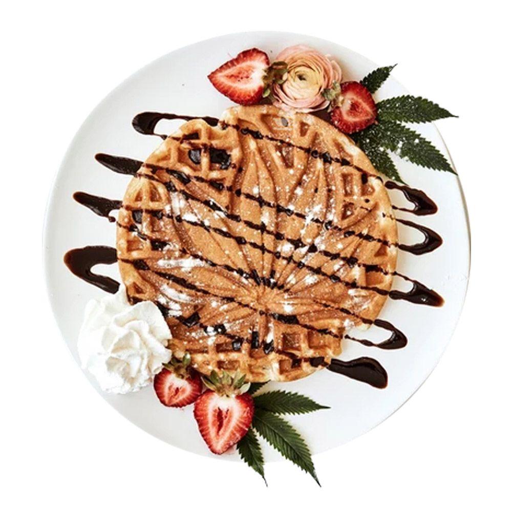 Máquina Waffleye  -Weed Waffle