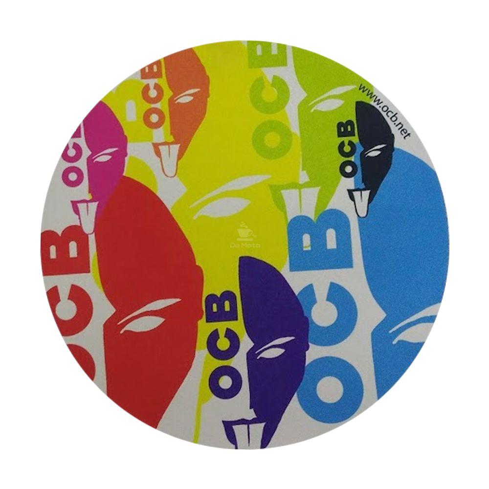 Mouse Pad Colorido OCB