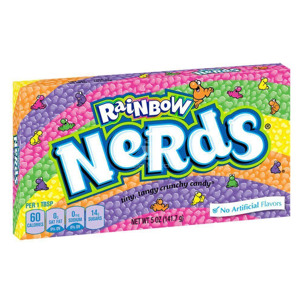 Nerds Rainbow - EUA