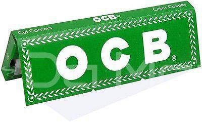 OCB - Green 1/4