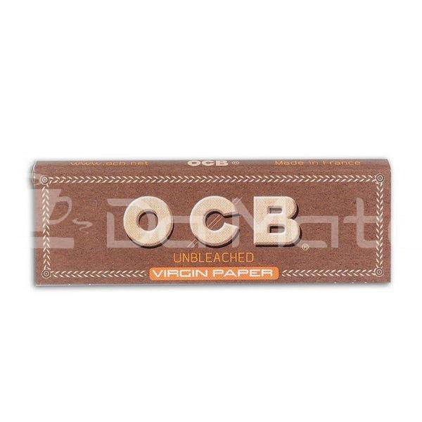 OCB Unbleached - 70mm, Brown
