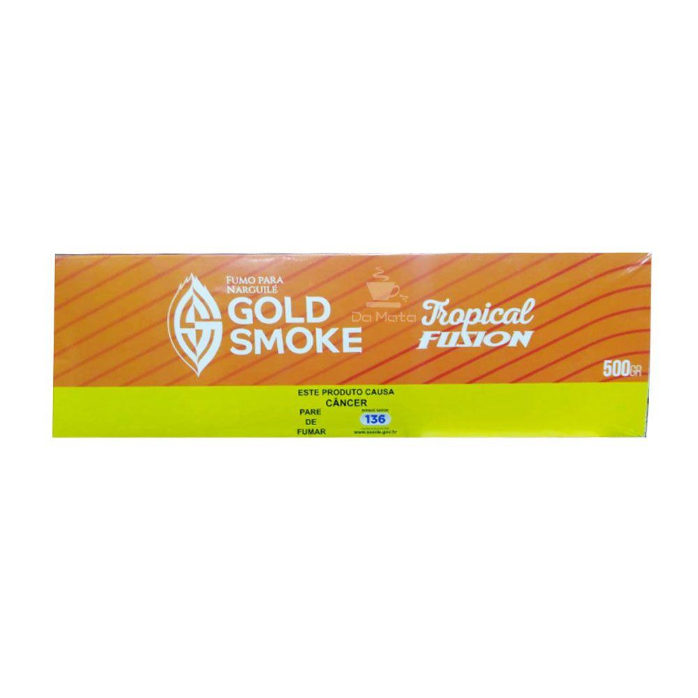 Pack de Essência Gold Smoke Tropical Fusion