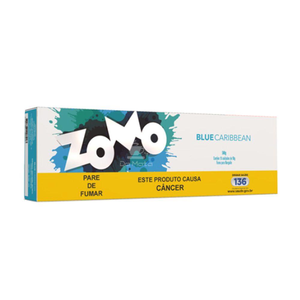 Pack de Essência Zomo Blue Caribbean