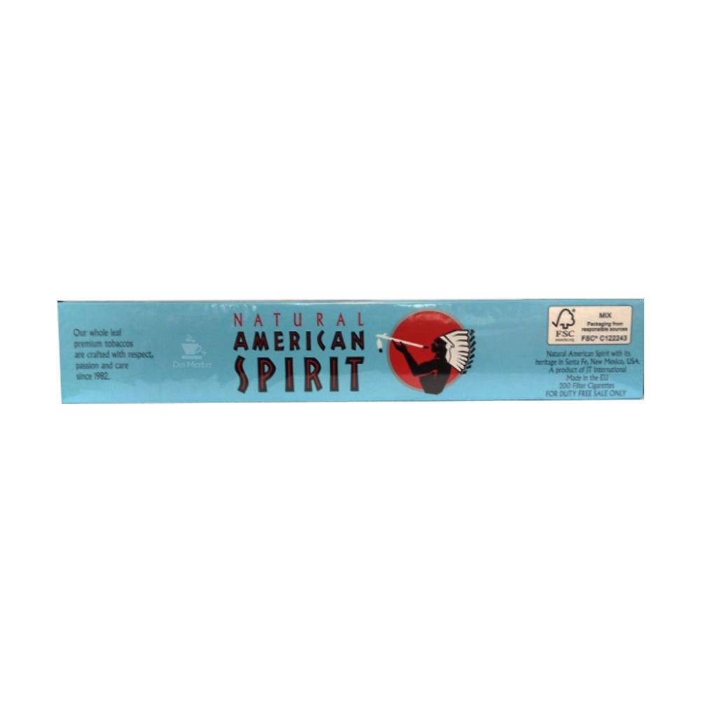 Pacote American Spirit