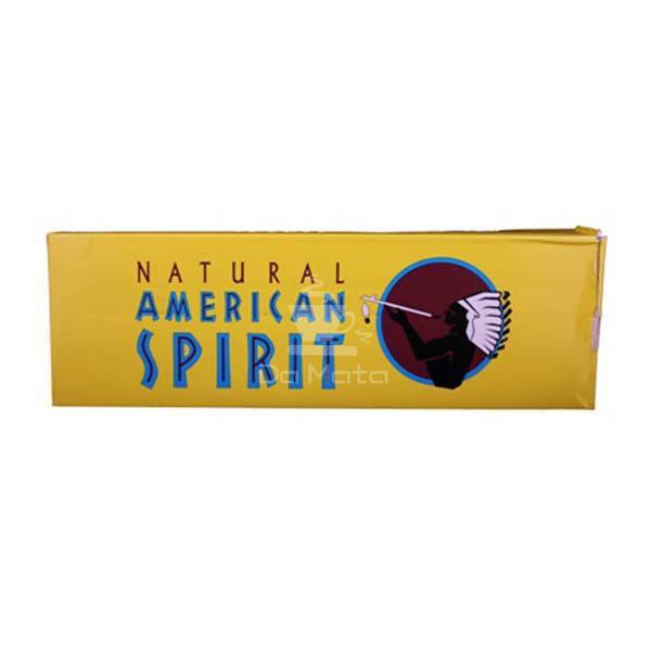 Pacote American Spirit - Amarelo 10 maços