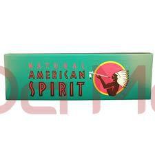 Pacote American Spirit Green