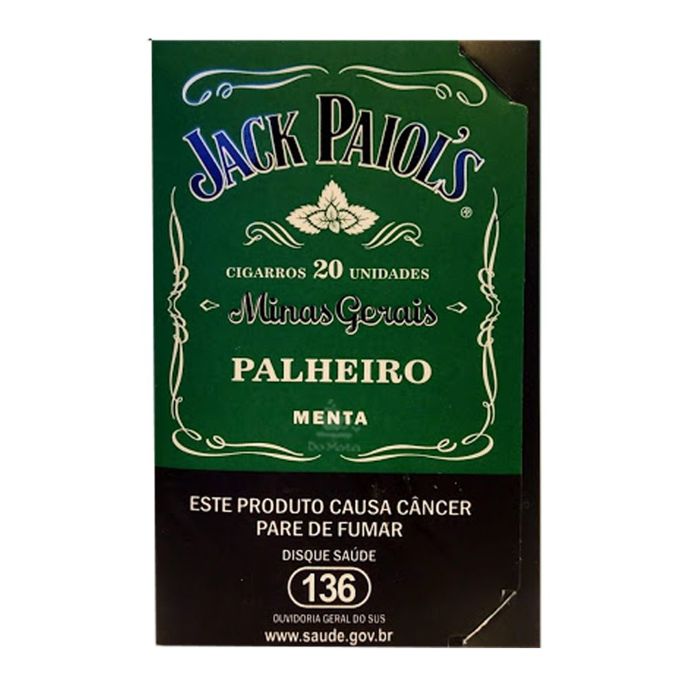 Palheiro Jack Paiol's Menta