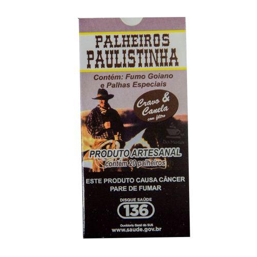 Palheiros Paulistinha - Cravo e Canela