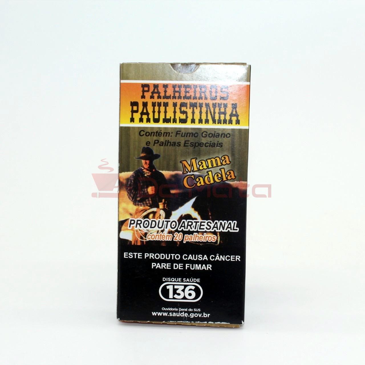 Palheiros Paulistinha - Mama Cadela