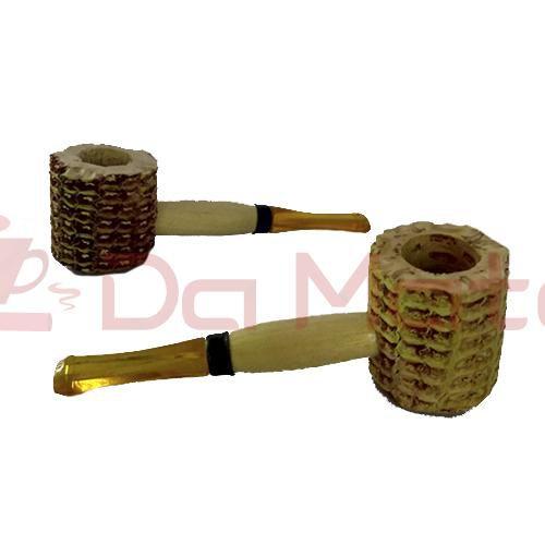 Pipe Artesanal - Milho e Bambu