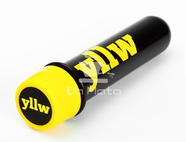 Piteira de Metal reutilizável Yllw PROFISSIONAL