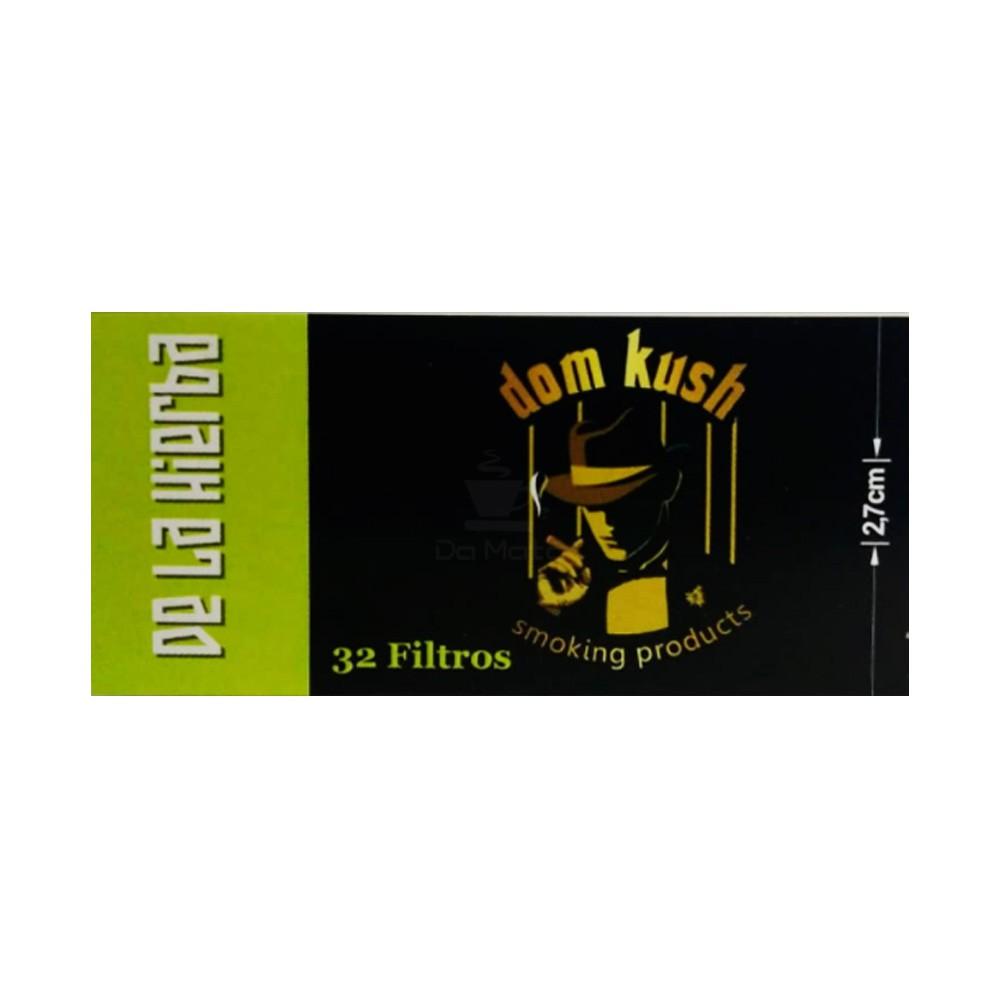 Piteira Dom Kush De La Hierba (27mm)