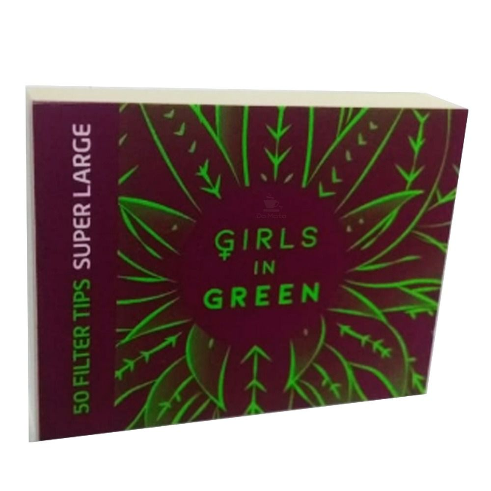 Piteira Girls in Green - 50 piterinhas