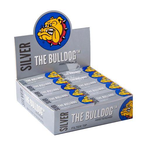 Piteira - The Bulldog - Silver - Caixa c/ 50 un.